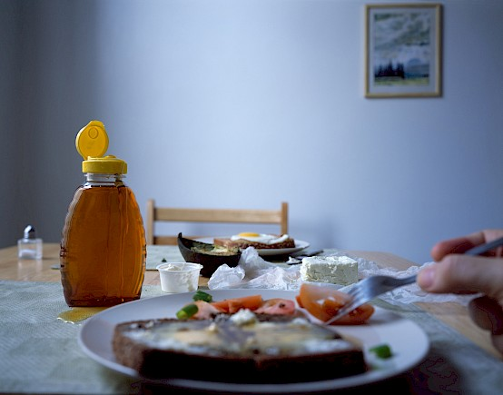sleep tight breakfast by oded hirsch
